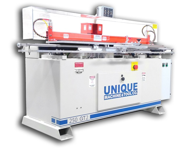 UNIQUE 250 GT2 RAISED PANEL DOOR MACHINE  sc 1 st  Ju0026G Machinery & Door Machines | J u0026 G Machinery Inc.