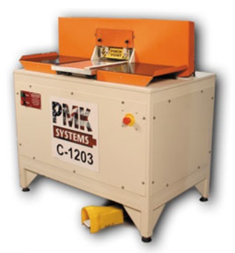 PMK SYSTEMS C-1203 COPING & END MATCHING MACHINE