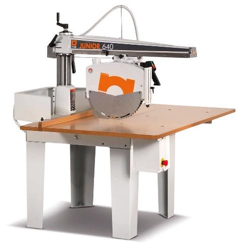saws radial arm j g machinery inc