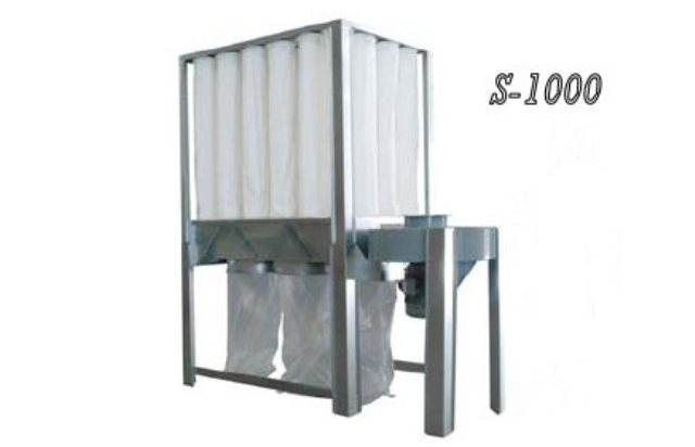 NEDERMAN S-1000 DUST COLLECTOR